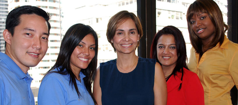 Dental Specialists of New York team